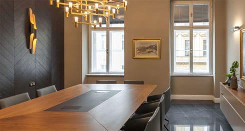 Офис във Виена
